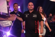 Rob Cross - BetVictor World Matchplay (Lawrence Lustig, PDC)