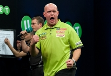 Michael van Gerwen (Kelly Deckers)