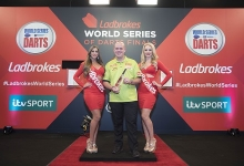 Michael van Gerwen - Ladbrokes World Series of Darts Finals (Steve Welsh, PDC)