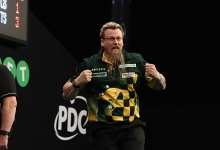Simon Whitlock - Unibet World Grand Prix (Lawrence Lustig, PDC)