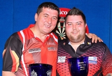 Michael Smith & Mensur Suljovic