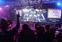 William Hill World Darts Championship (Lawrence Lustig, PDC)