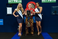 Peter Wright - German Darts Masters (Kelly Deckers)