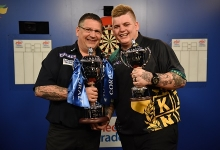 Gary Anderson & Corey Cadby - Coral UK Open (Chris Dean, PDC)
