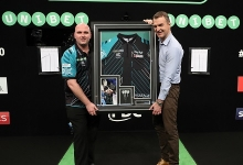 Rob Cross & Dave Clark (Lawrence Lustig, PDC)