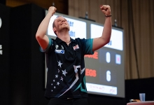 Max Hopp (Kelly Deckers, PDC)