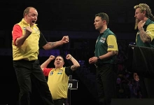World Cup of Darts (Lawrence Lustig, PDC)