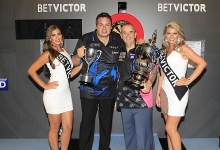 BetVictor World Matchplay (Lawrence Lustig, PDC)