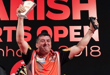 Suljovic Danish Darts Open (Kelly Deckers, PDC)