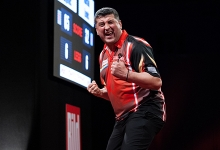 Suljovic (Kelly Deckers, PDC)