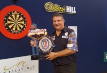 Gary Anderson - William Hill US Darts Masters (PDC)