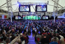 Players Championship Finals general view (PDC)