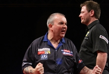 Phil Taylor, James Wade (PDC)