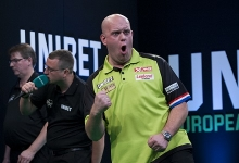 Michael van Gerwen (Kelly Deckers, PDC)