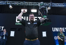 James Wade (Kelly Deckers, PDC)