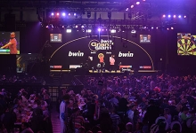 Grand Slam of Darts general view (PDC)