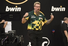 Simon Whitlock (Lawrence Lustig, PDC)