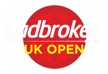 UK Open logo