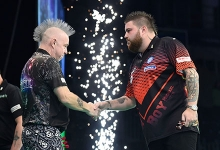 Peter Wright, Michael Smith (Michael Cooper, PDC)