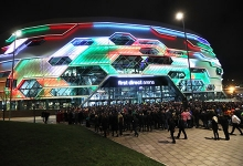 ​​First Direct Arena Leeds (Lawrence Lustig, PDC)