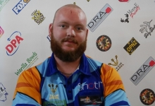 Robbie King (DartPlayers Australia)