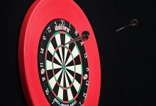 Unicorn Dartboard (Photosport NZ, PDC)