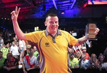 Dave Chisnall (Kais Bodensieck, PDC Europe)