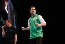 William O'Connor, BetVictor World Cup of Darts (Stefan Strassenberg, PDC Europe)