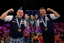 Peter Wright & Gary Anderson (PDC Europe)