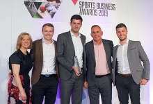 PDC at the Sports Business Awards