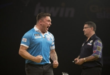 Gerwyn Price, Gary Anderson (PDC)