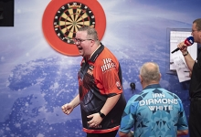 Stephen Bunting, Ian White (Lawrence Lustig, PDC)