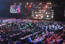 NZ Darts Masters (Photosport)