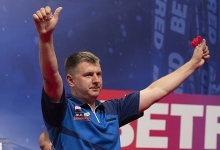 Krzysztof Ratajski - Betfred World Matchplay (Lawrence Lustig, PDC)