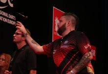 Michael Smith (Luke Hewitt, PDC)