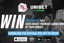 European Championship giveaway (PDC)