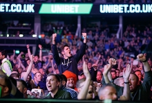 Premier League Darts fans (PDC)