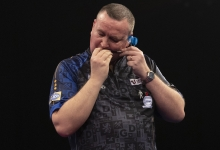Glen Durrant - BoyleSports Grand Slam of Darts (Lawrence Lustig, PDC)