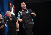 Rob Cross - BoyleSports Grand Slam of Darts (Lawrence Lustig, PDC)