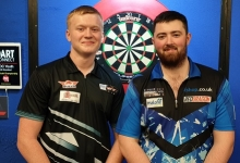Adam Gawlas & Luke Humphries (PDC)