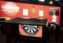 Ladbrokes Players Championship Finals stage (Lawrence Lustig, PDC)