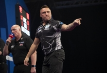 Gerwyn Price - BoyleSports Grand Slam of Darts (Lawrence Lustig, PDC)