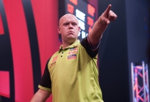 Michael van Gerwen (Kelly Deckers, PDC Europe)