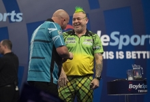 Peter Wright - BoyleSports Grand Slam (Lawrence Lustig, PDC)