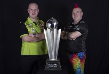 William Hill World Darts Championship Final (Lawrence Lustig, PDC)