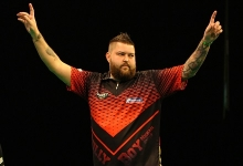 Michael Smith (Stephen Lee, PDC)