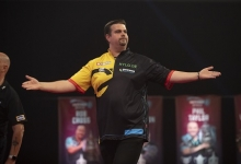 Gabriel Clemens - Betfred World Matchplay (Lawrence Lustig, PDC)