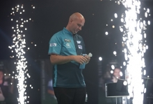 Rob Cross - Unibet Premier League (Lawrence Lustig, PDC)