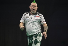 Peter Wright - Unibet Premier League (Lawrence Lustig, PDC)