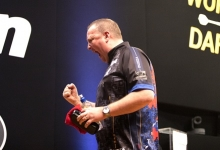 Glen Durrant - bwin World Series of Darts Finals (Kais Bodensieck, PDC)